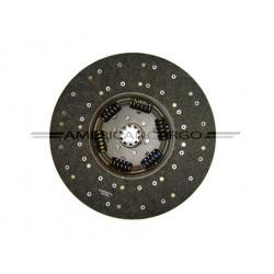 DISCO DE CLUTCH VOLKSWAGUEN WORKER 17-210 18-310 MOTOR CUMMINS 6CT MOTOR MWM 6-10